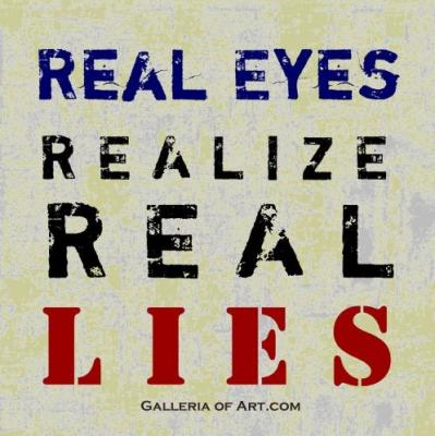 Real Eyes Realize